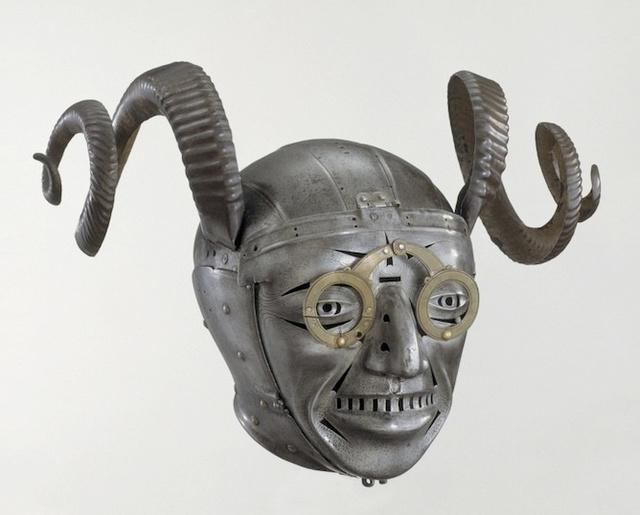 The Horned Helmet, Innsbruck, Austria, 1511-1514