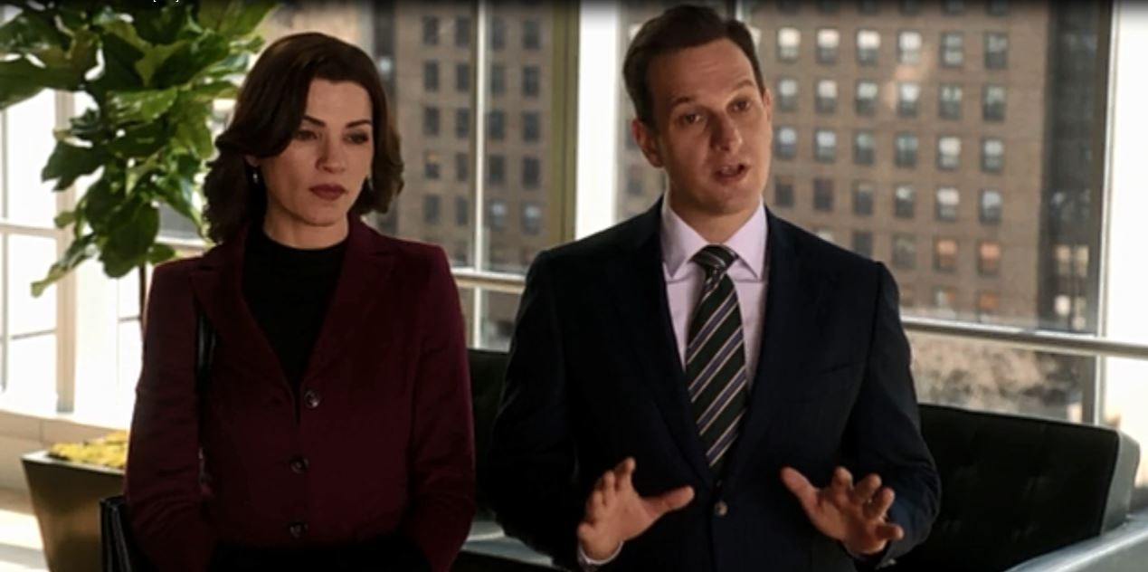 The Good Wife: Season 4, Episode 20