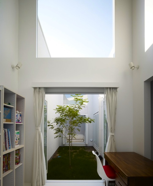 dental office designed by Hironaka Ogawa in Gunma, Japan
