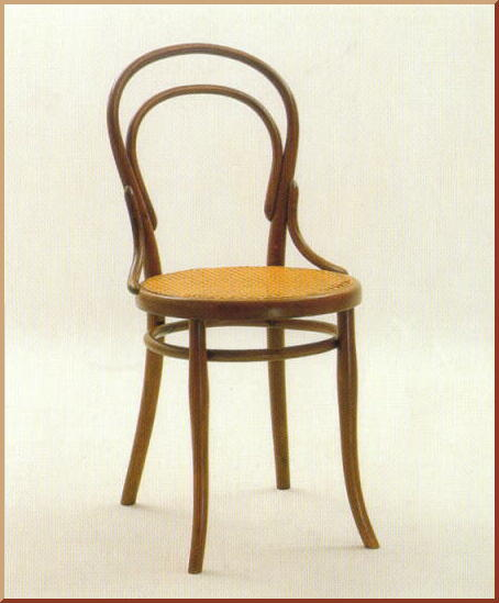 Michael Thonet - Chair No. 14