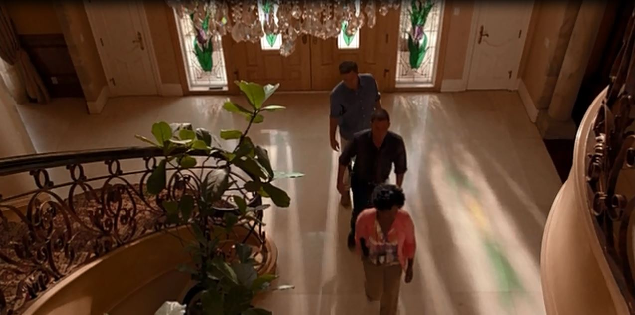 Dexter - Season 8, Episode 5 - The home of a super rich, possible murderer.