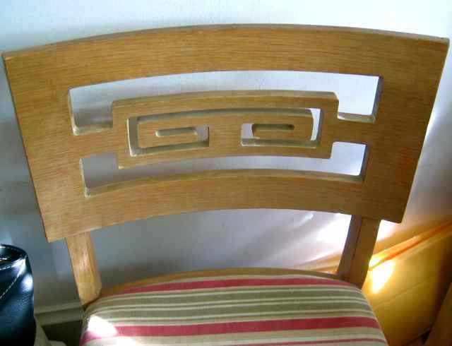 Doppelganger chair