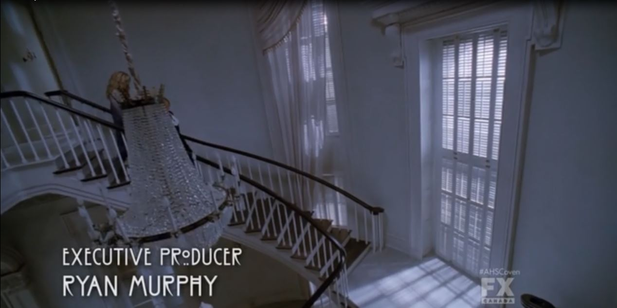 American Horror Story Coven Entry Way.JPG
