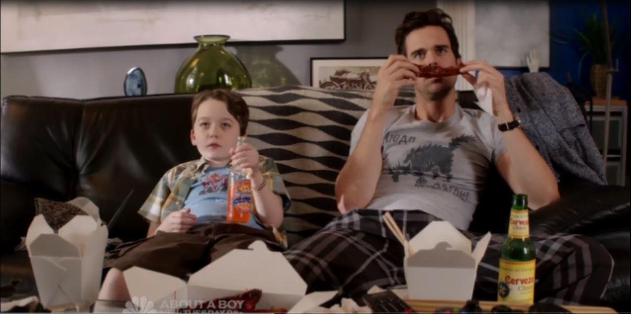 About A Boy: Season 1, Episode 1 - Bachelor pad