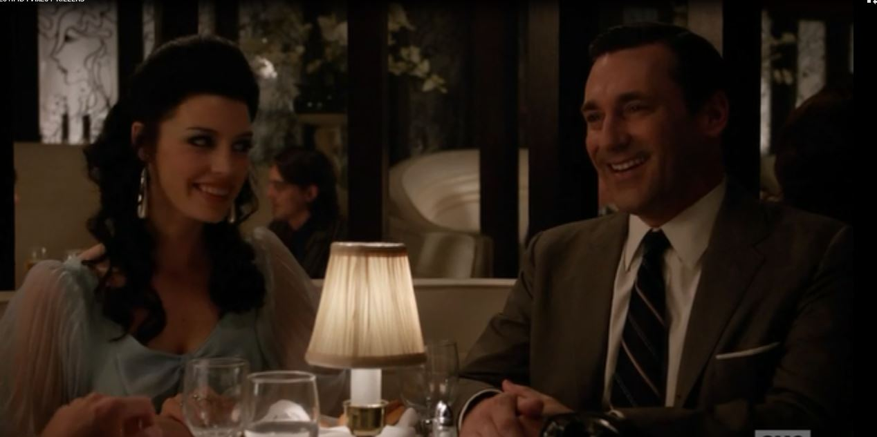 Mad Men: Season 7, Episode 1 - The Dresden Restaurant