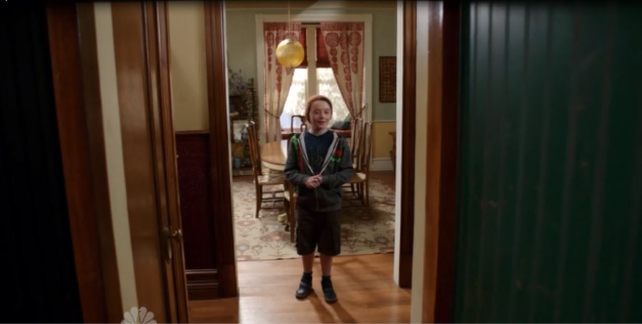 About A Boy: Season 1, Episode 10 - Single mother's hippy-ish townhouse.