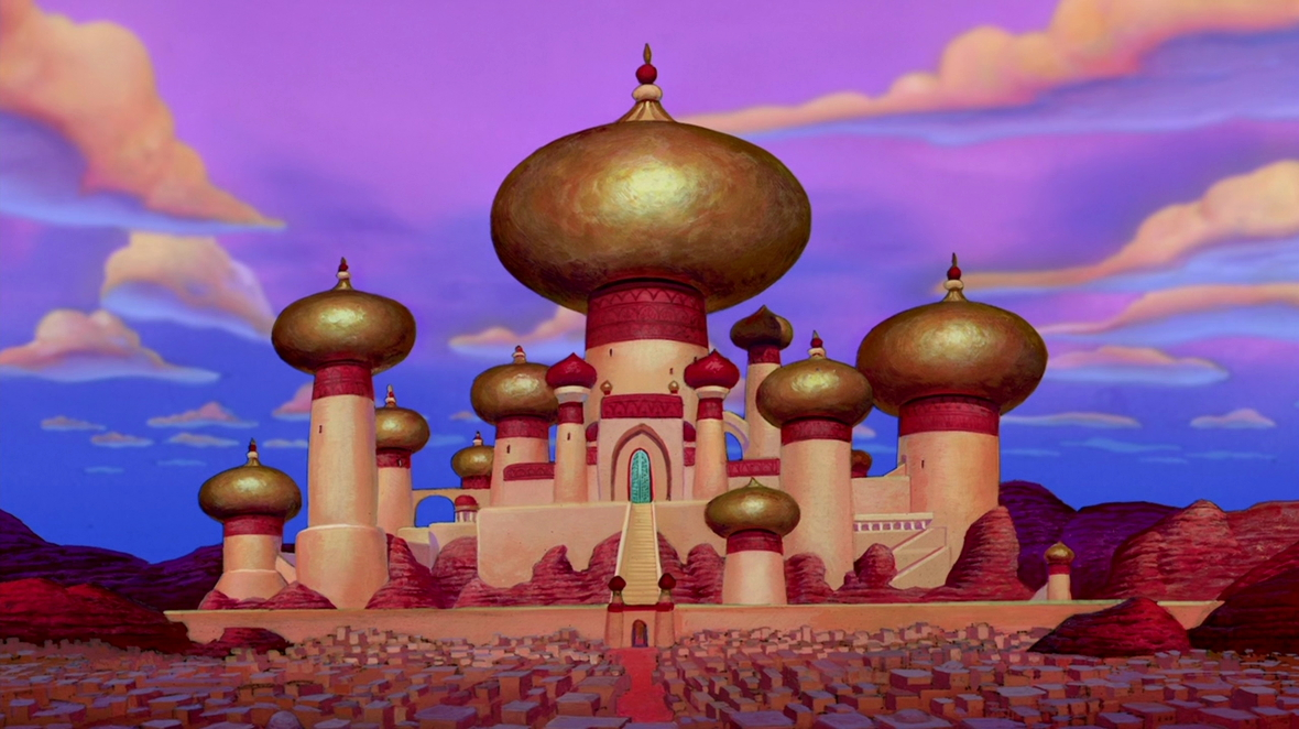 Aladdin (1992) - Home of the adorable Sultan of Agrabah