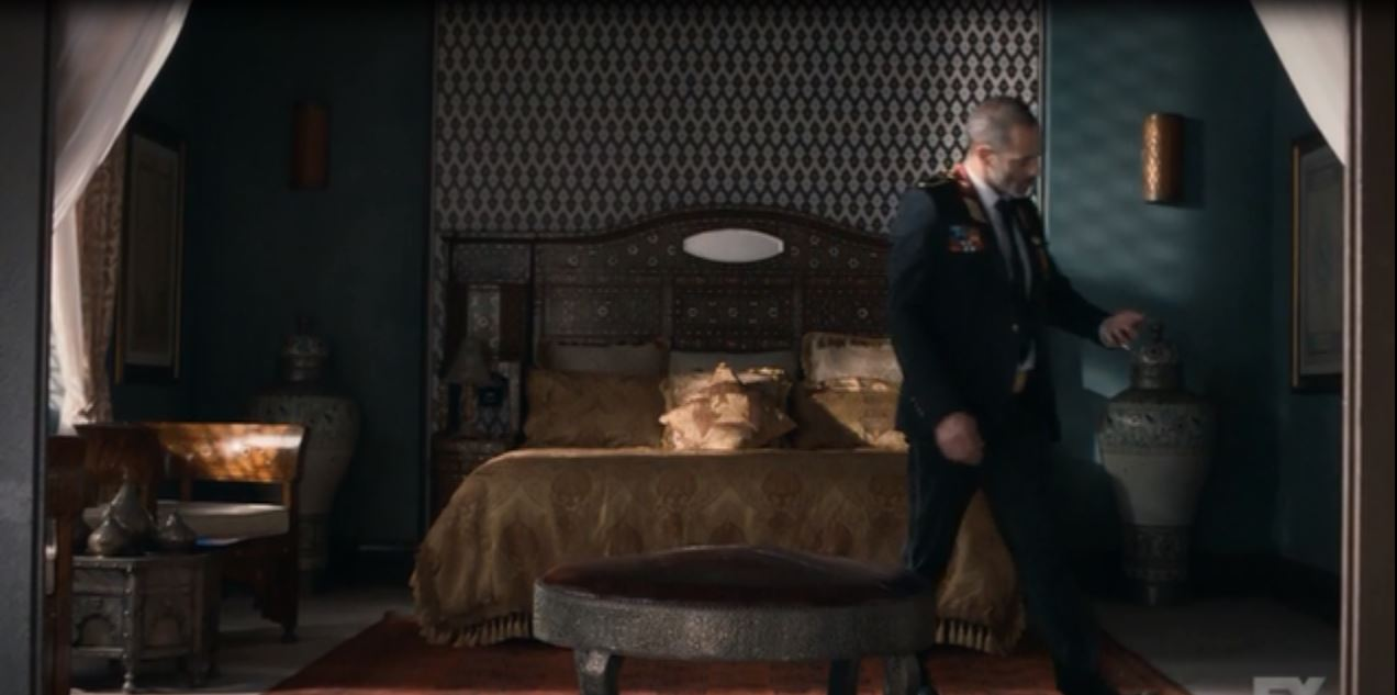 Tyrant: Season 1 - Bedroom of a psychotic dictator