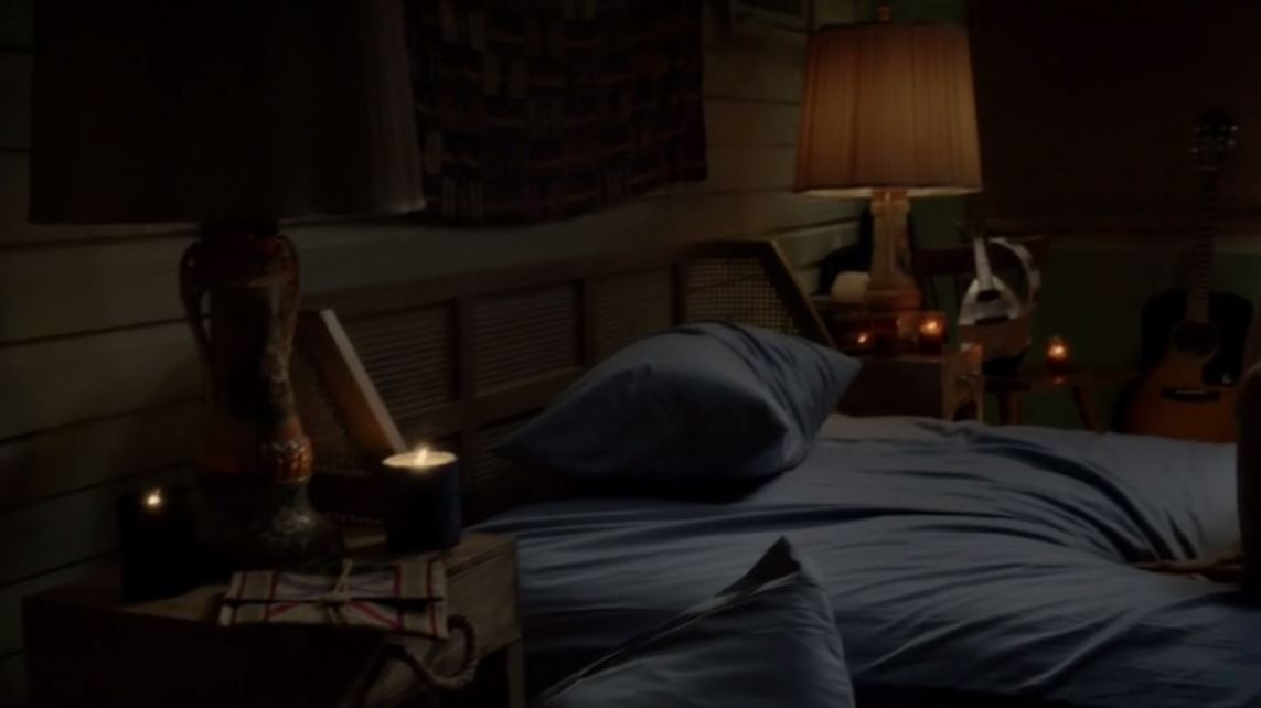 The Affair - A bedroom that looks mighty knackered.