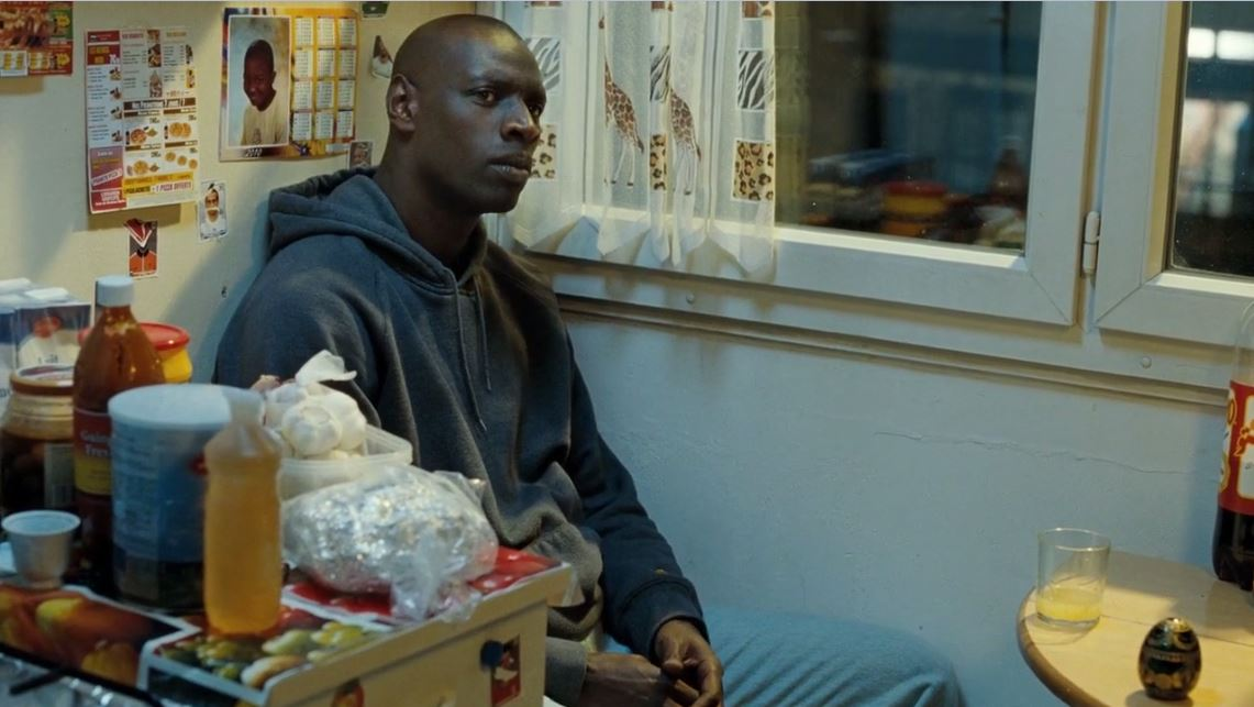 TheIntouchables (2011) - Apartment in the Paris projects