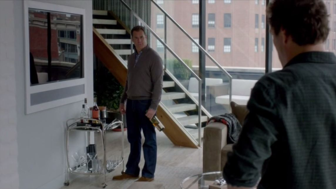 The Affair: Season 1, Episode 9 - Rich miserable guy's New York apartment