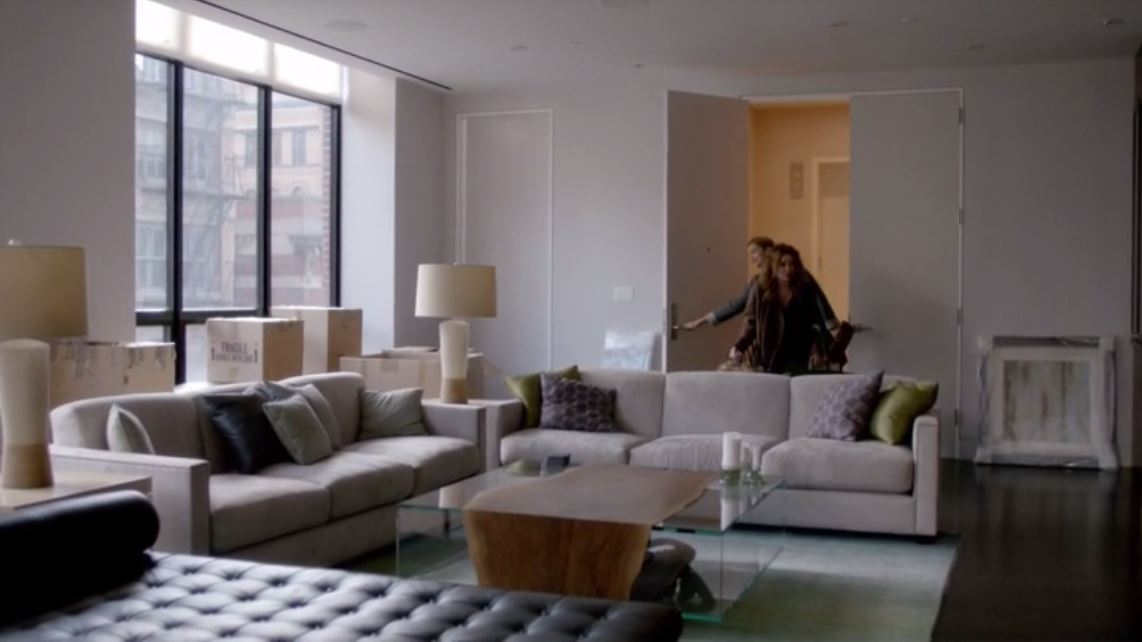 The Affair: Season 2, Episode 7 - NYC apartment of a couple that has too much money, and nothing nice to say to each other.