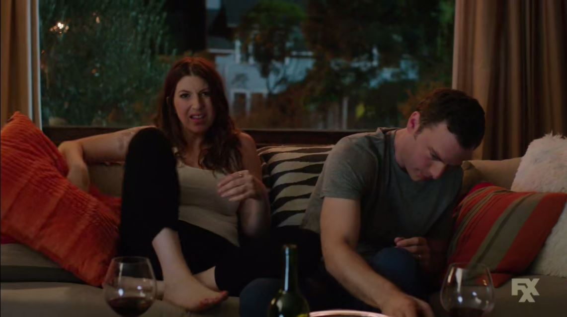 You're The Worst: Season 2, Episode 9 - Living room of an amazingly cliche Silverlake couple