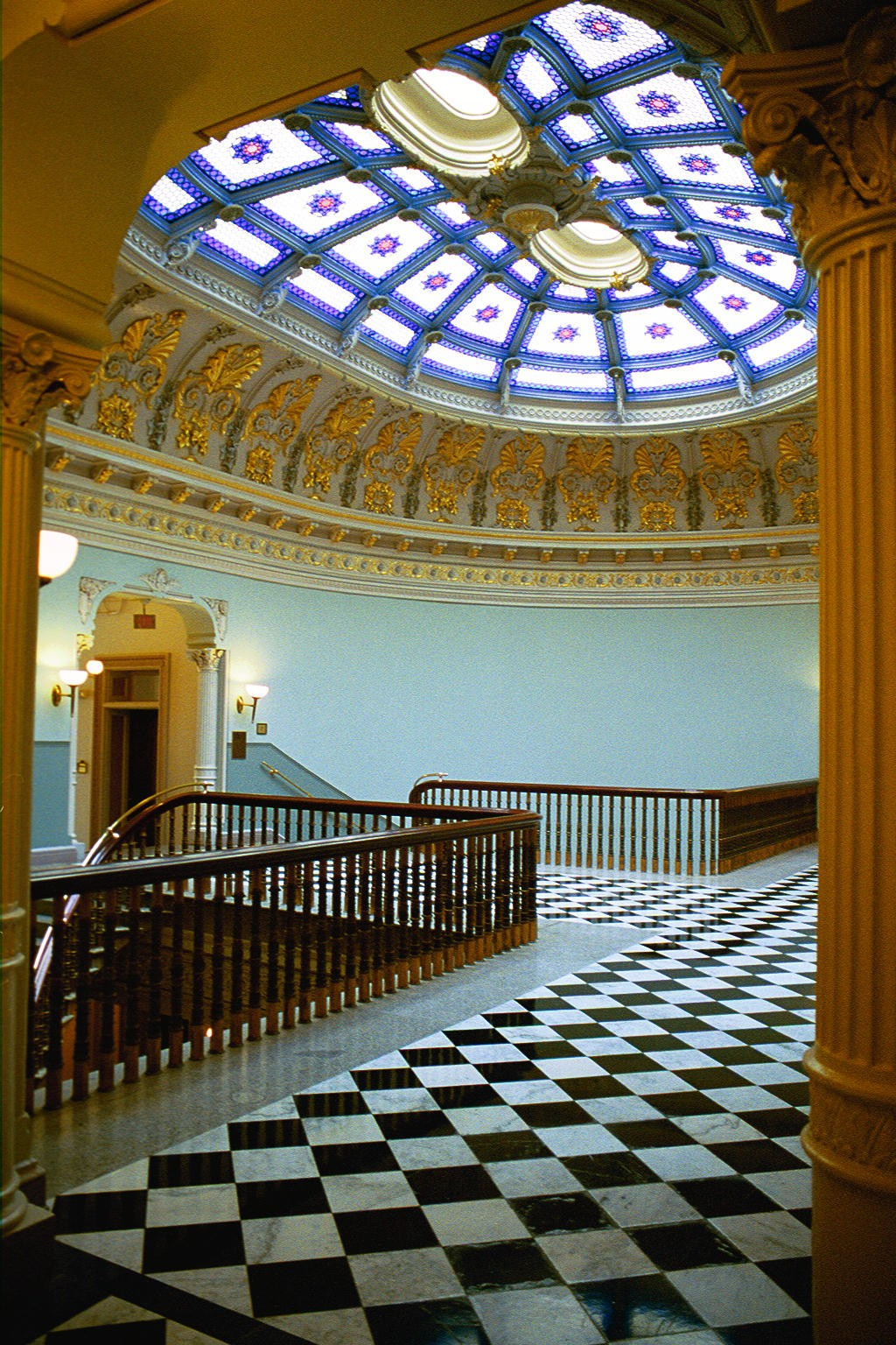 East Rotunda