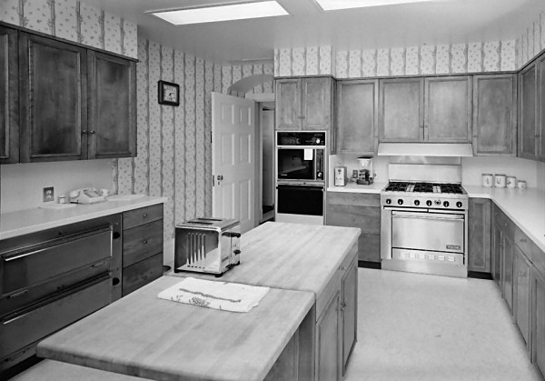 White House Kitchen, 1992