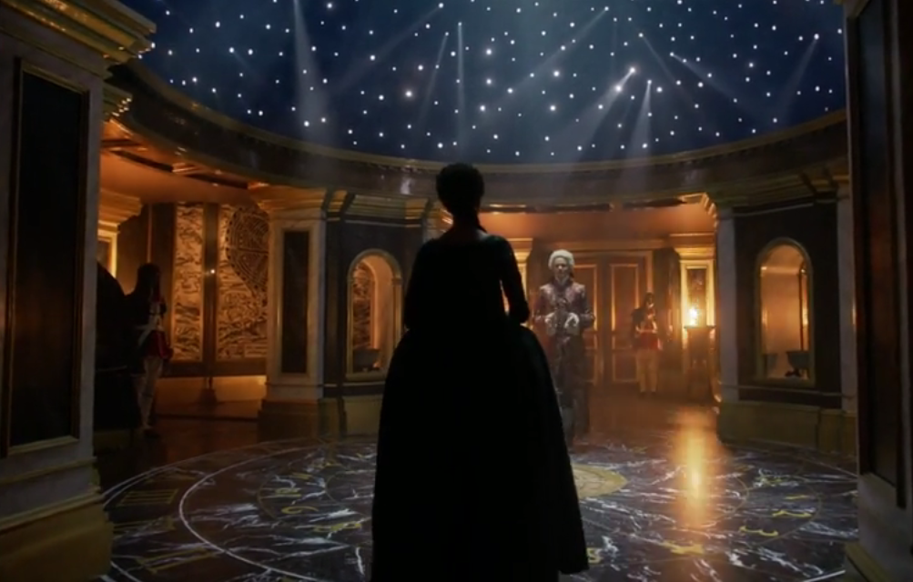 Outlander: Season 2, Episode 7 - A room exclusively used for occult judgements