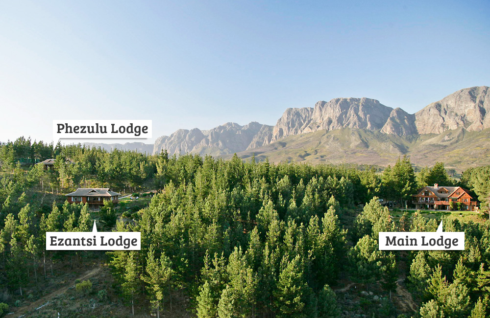 All three of the Lodges
