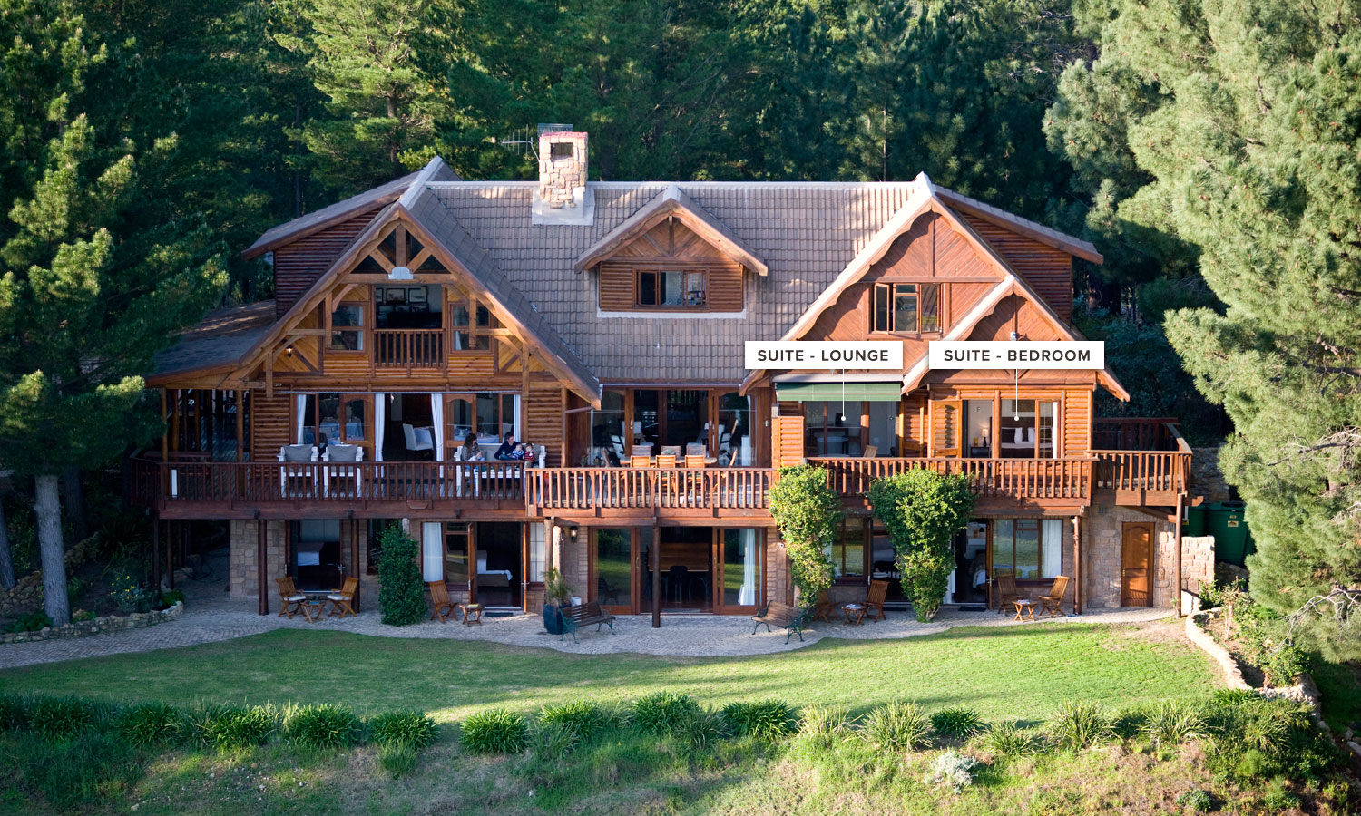 The Main Lodge – B&B accomodation