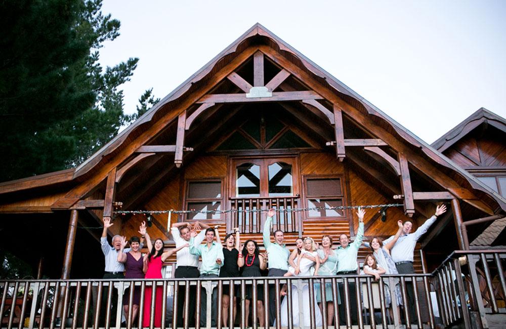Weddings at Lalapanzi Lodge