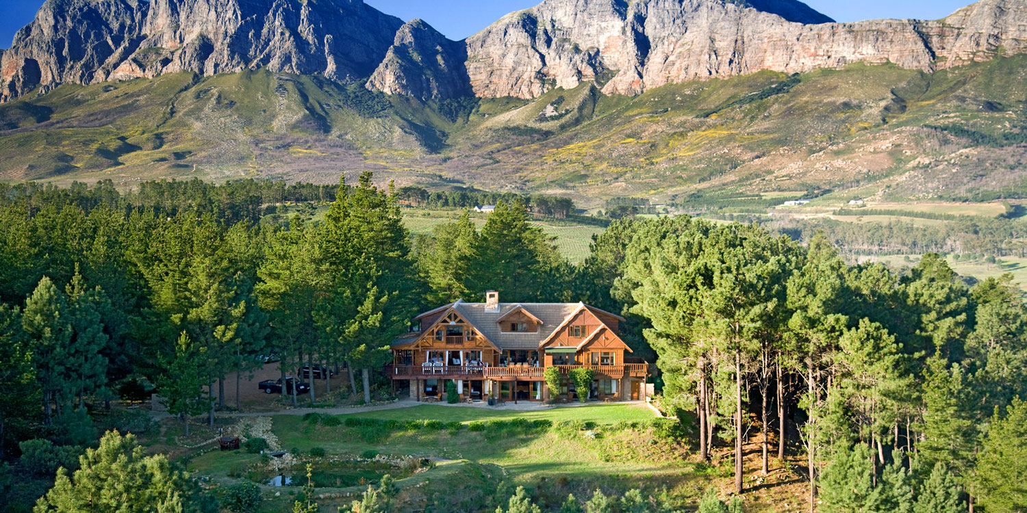 Lalapanzi lodge Accommodation – B&B / Self-catering – Somerset West – Cape Town