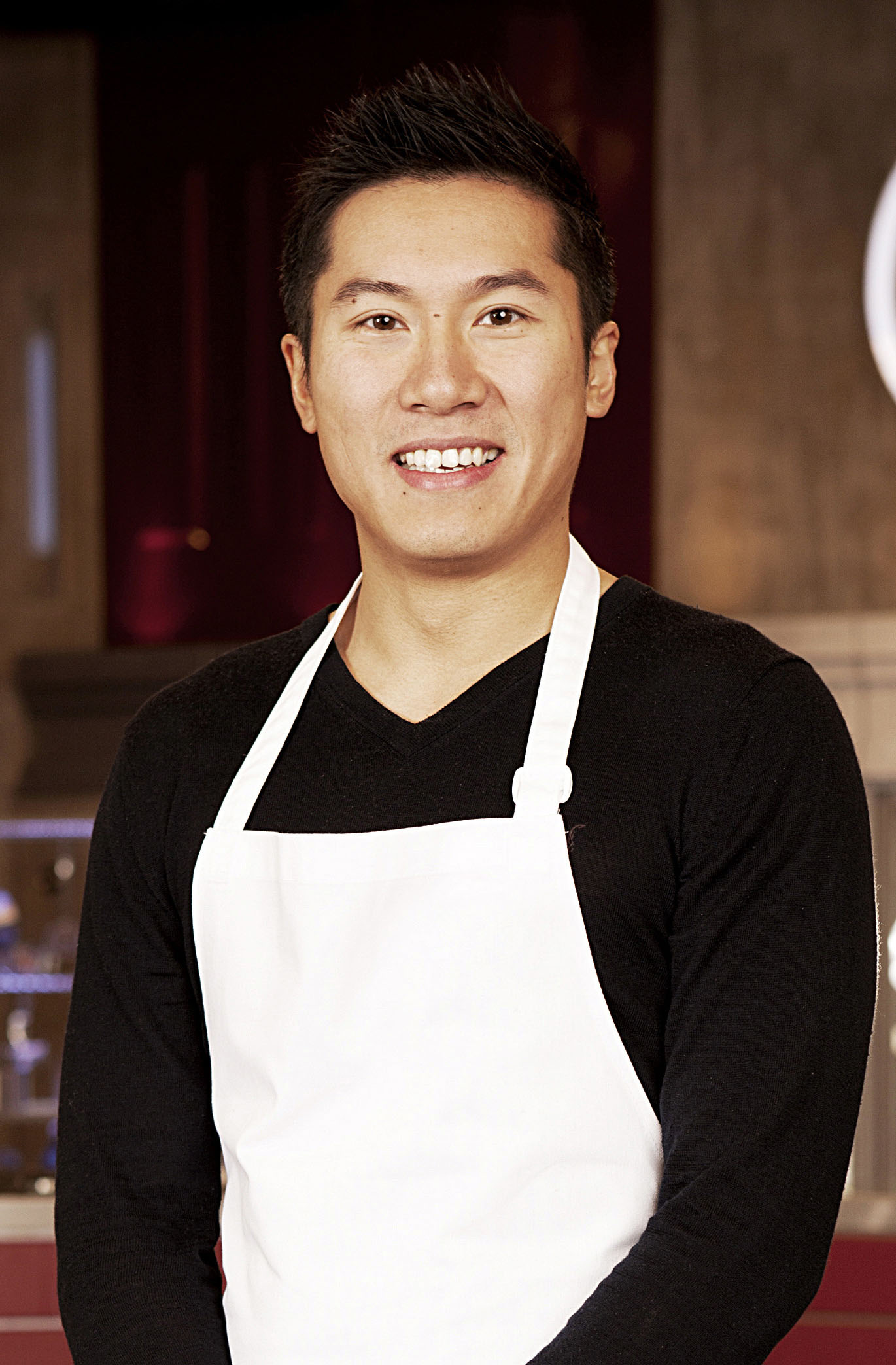 Masterchef runner-up Larkin Chen made appearances in London and Bristol