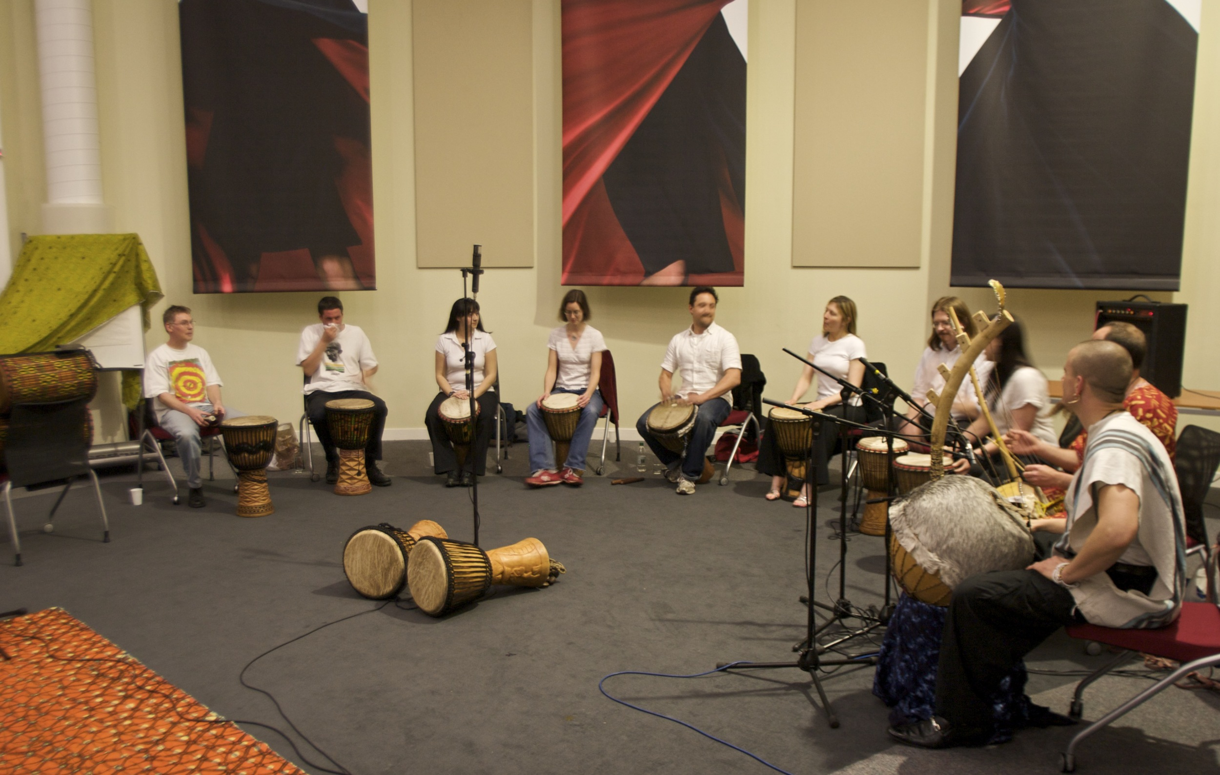 Recording Performance with Baobab Gateway.