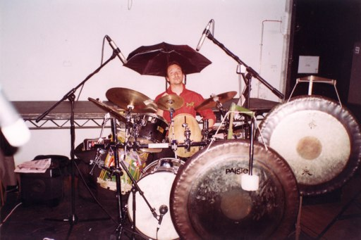 Drummer for the Brewhouse!  (Tramway, Glasgow 2003)