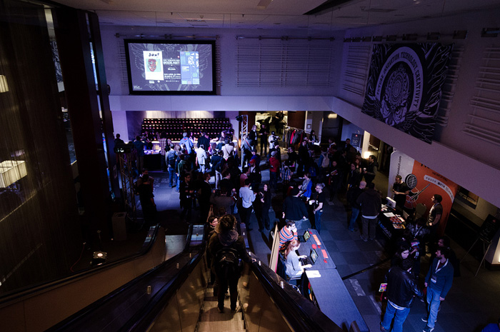 Photo credit—from the FITC Flickr !