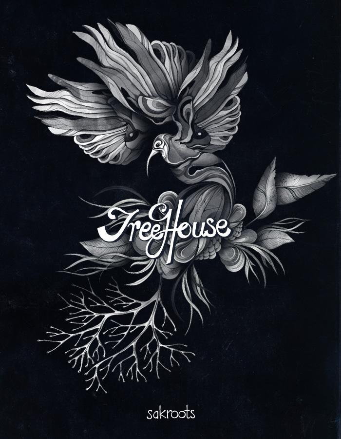 Sakroots - Treehouse Artist Print Series