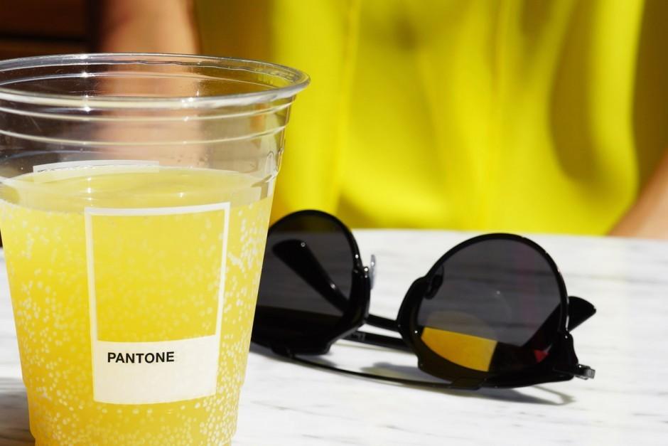 Pantone Cafe, Monaco, 2016