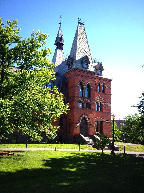 Sage Hall- Cornell Campus