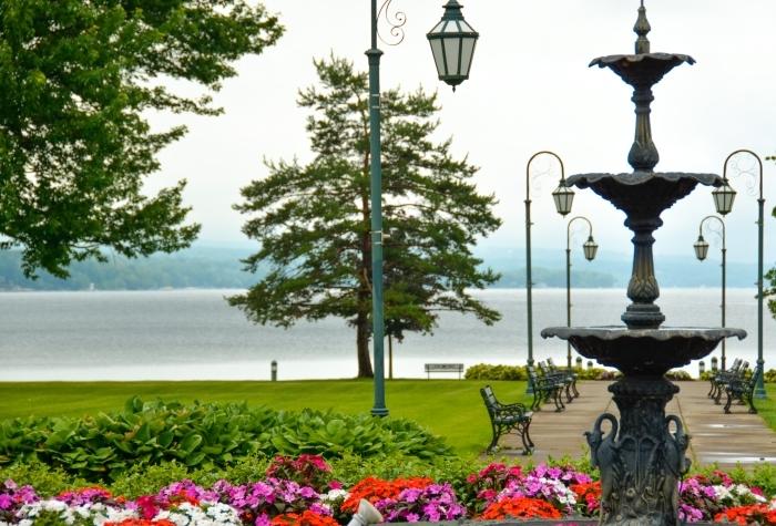 Pavilion Fountain
