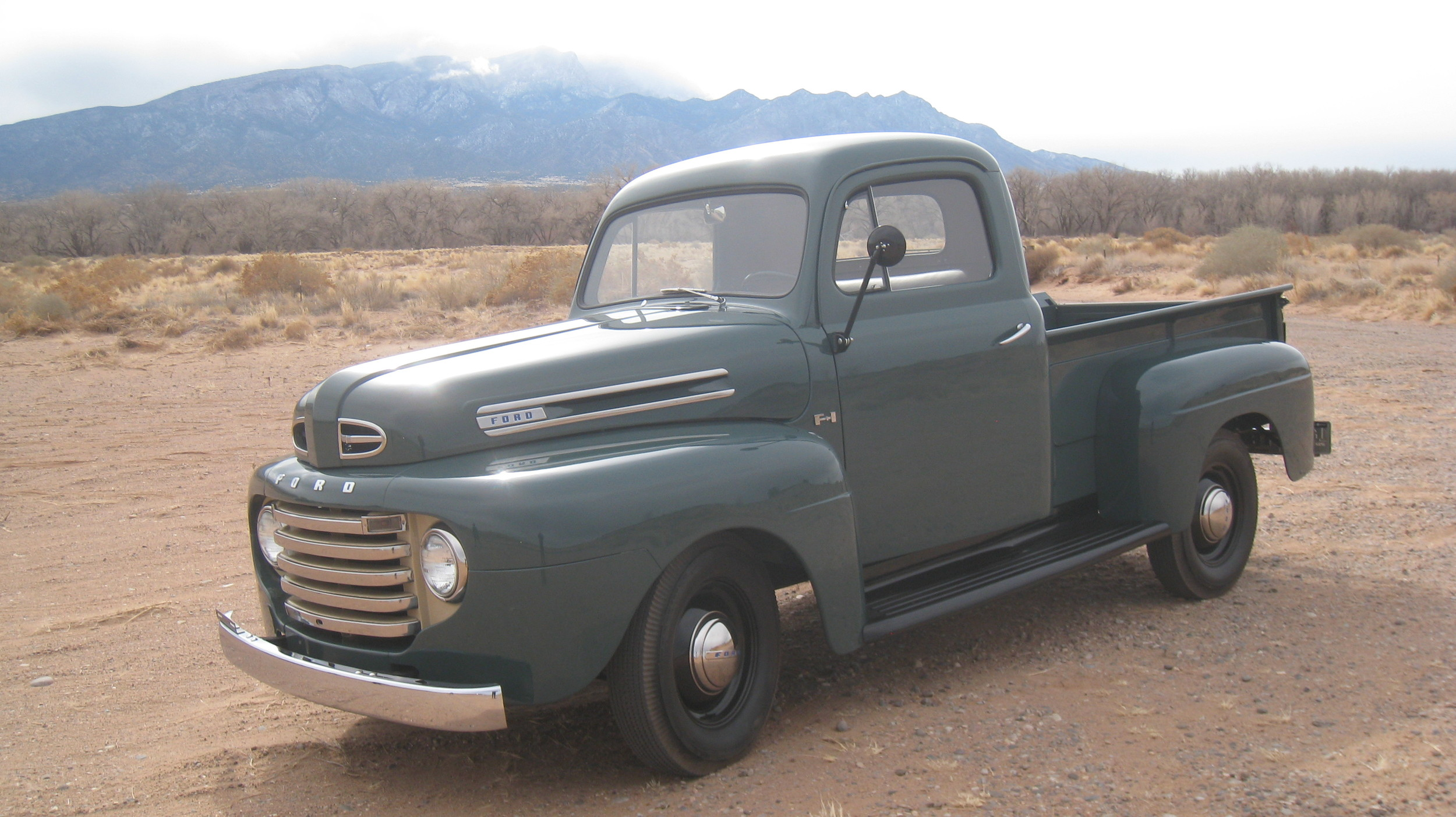 Jeff and Beth's '48 Pickup.JPG