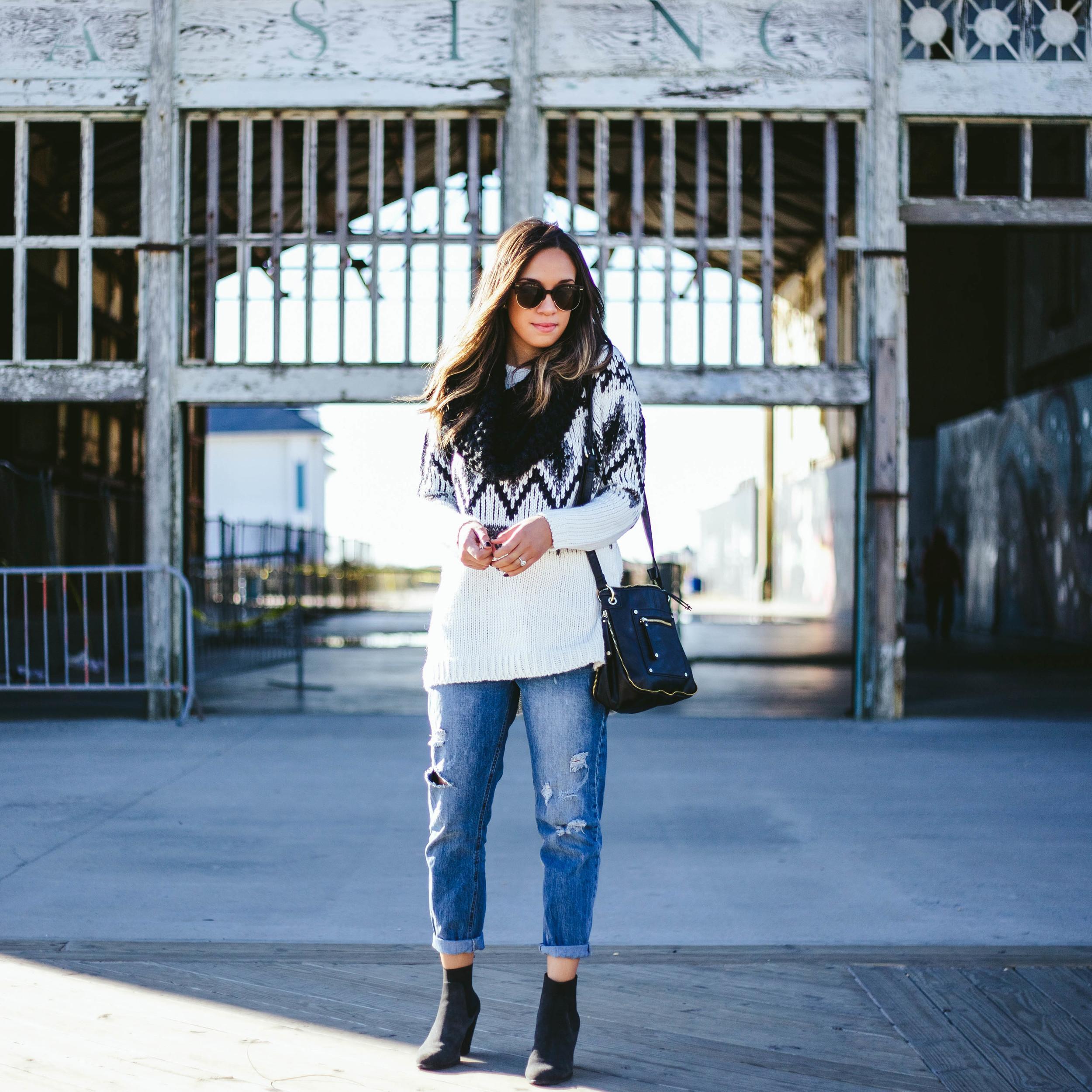 Fair Isle Sweater + Boyfriend Jeans 5.jpg