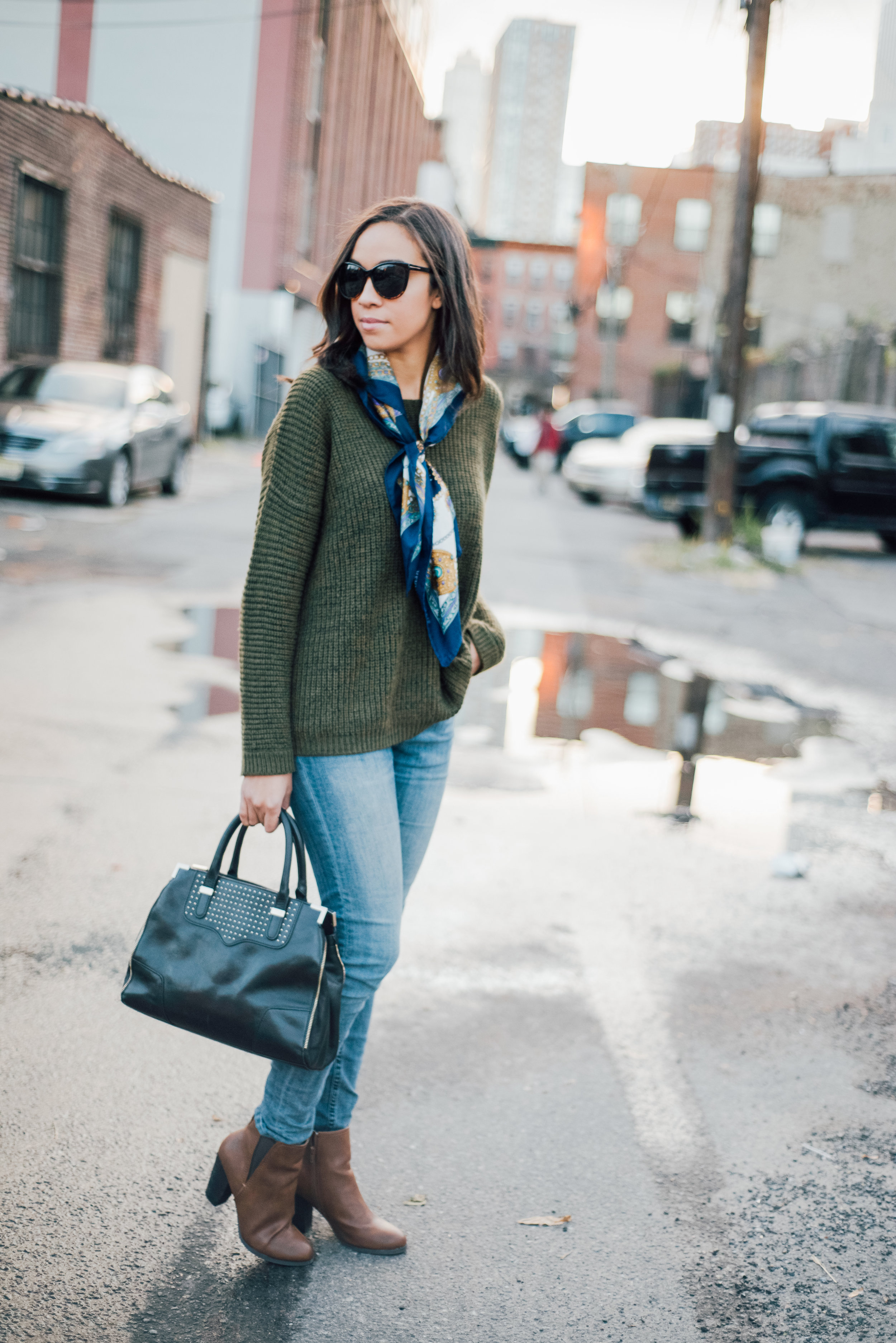 Olive Green Fall Sweater  15.jpg