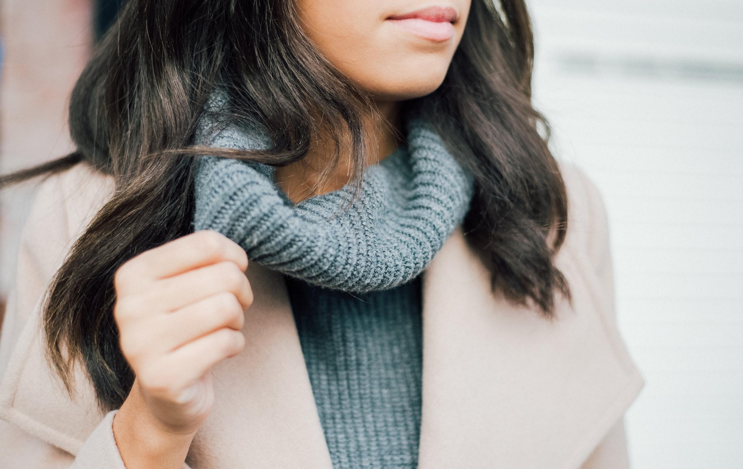 Grey Turtleneck Sweater + Vintage Belt 7.jpg