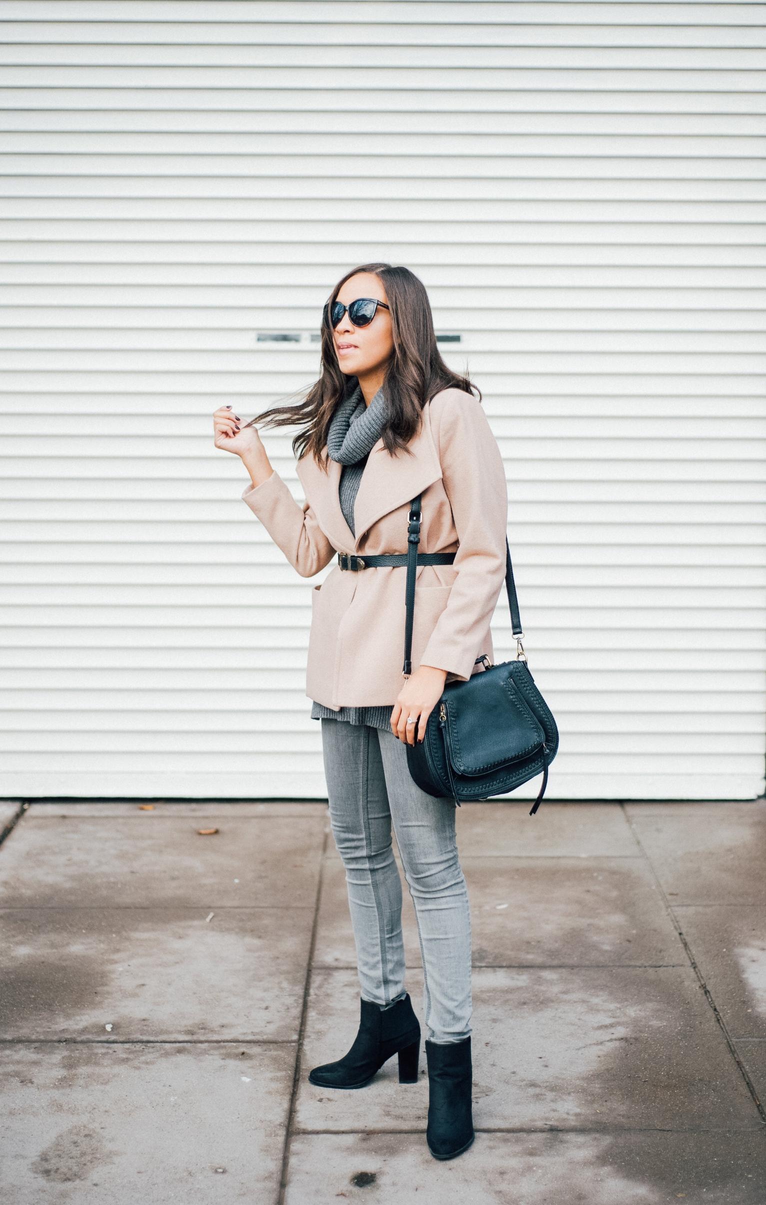 Grey Turtleneck Sweater + Vintage Belt 5.jpg