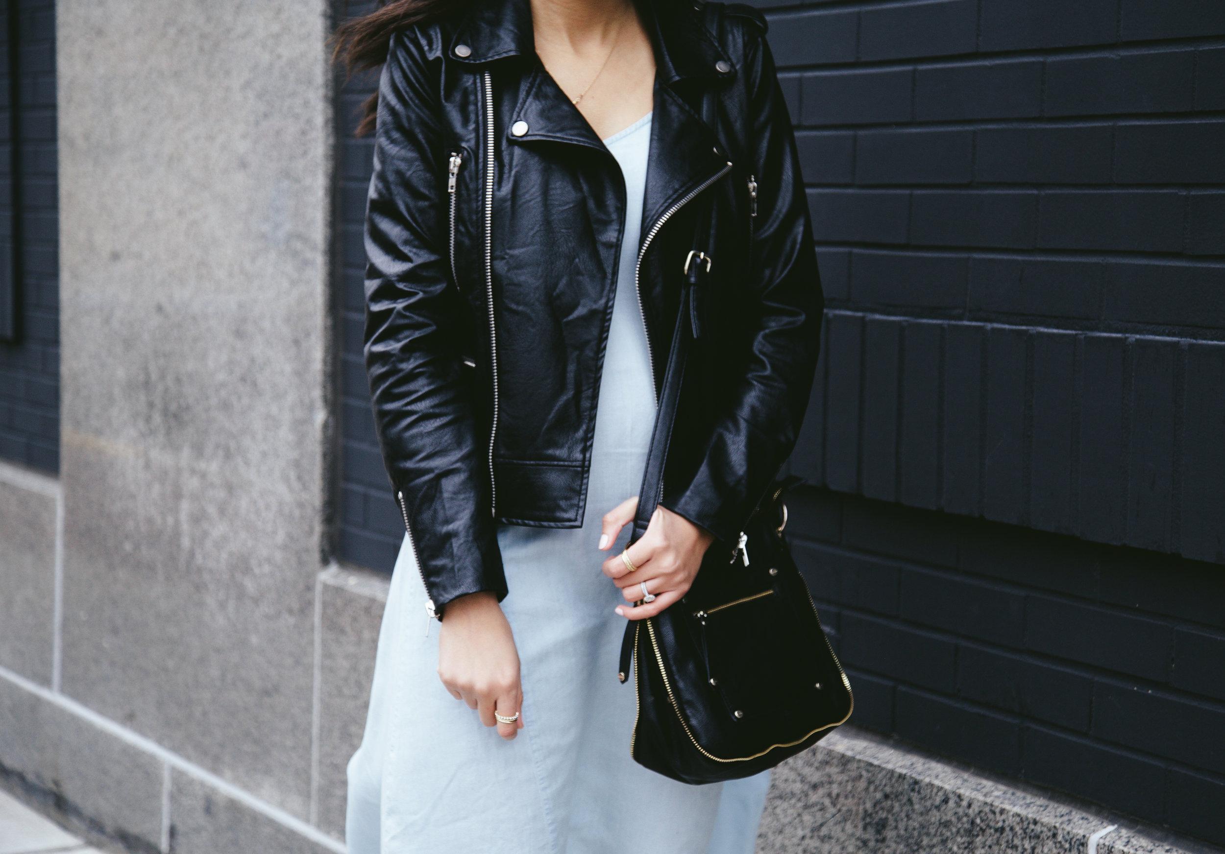 Spring Denim Dress + Faux Leather Jacket 4.jpg