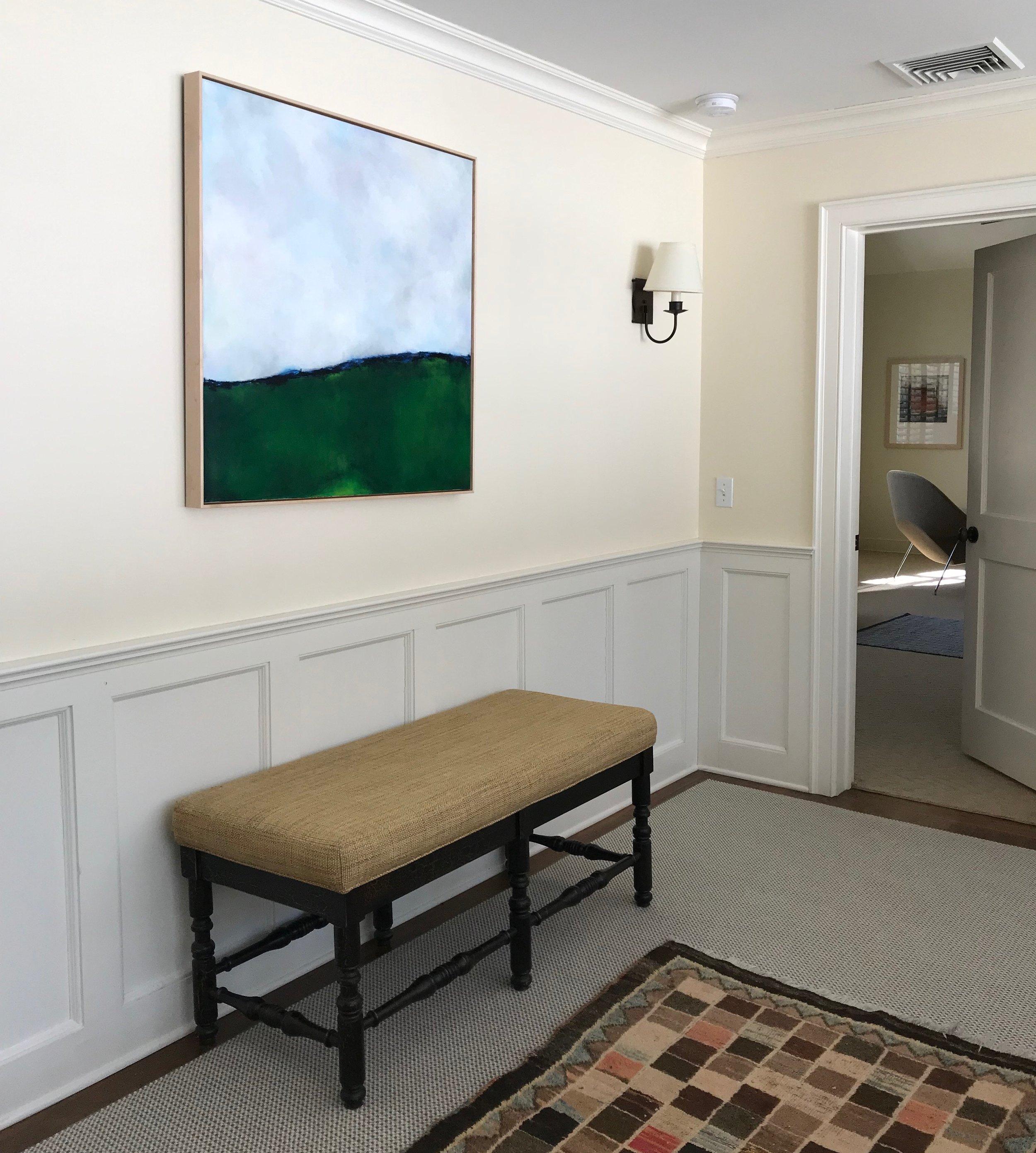 Hallway  Bedford, NY