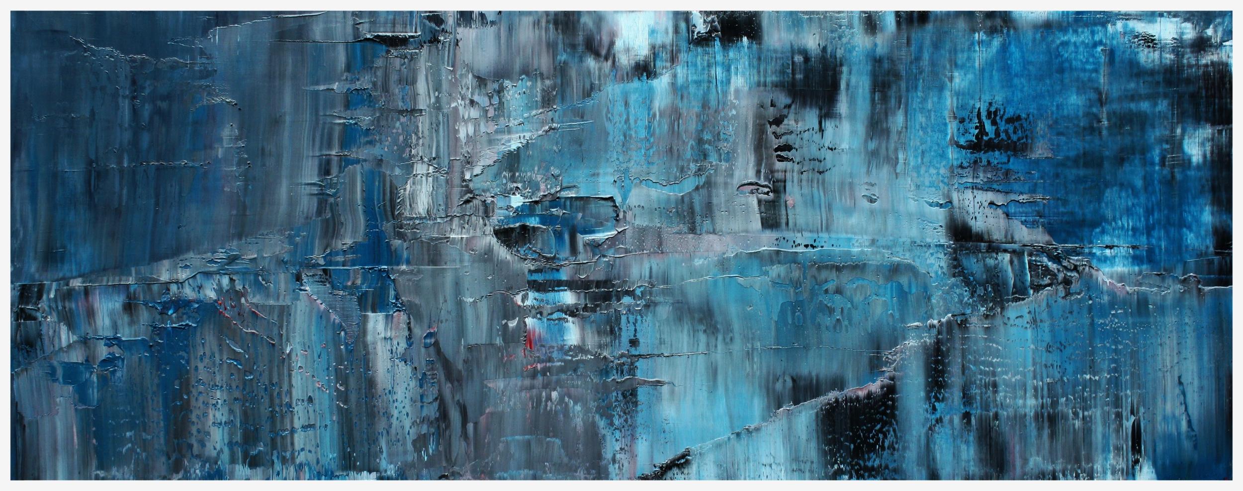 """  Reflets dans l'eau  ""  ©ANTHONY WIGGLESWORTH 2015"