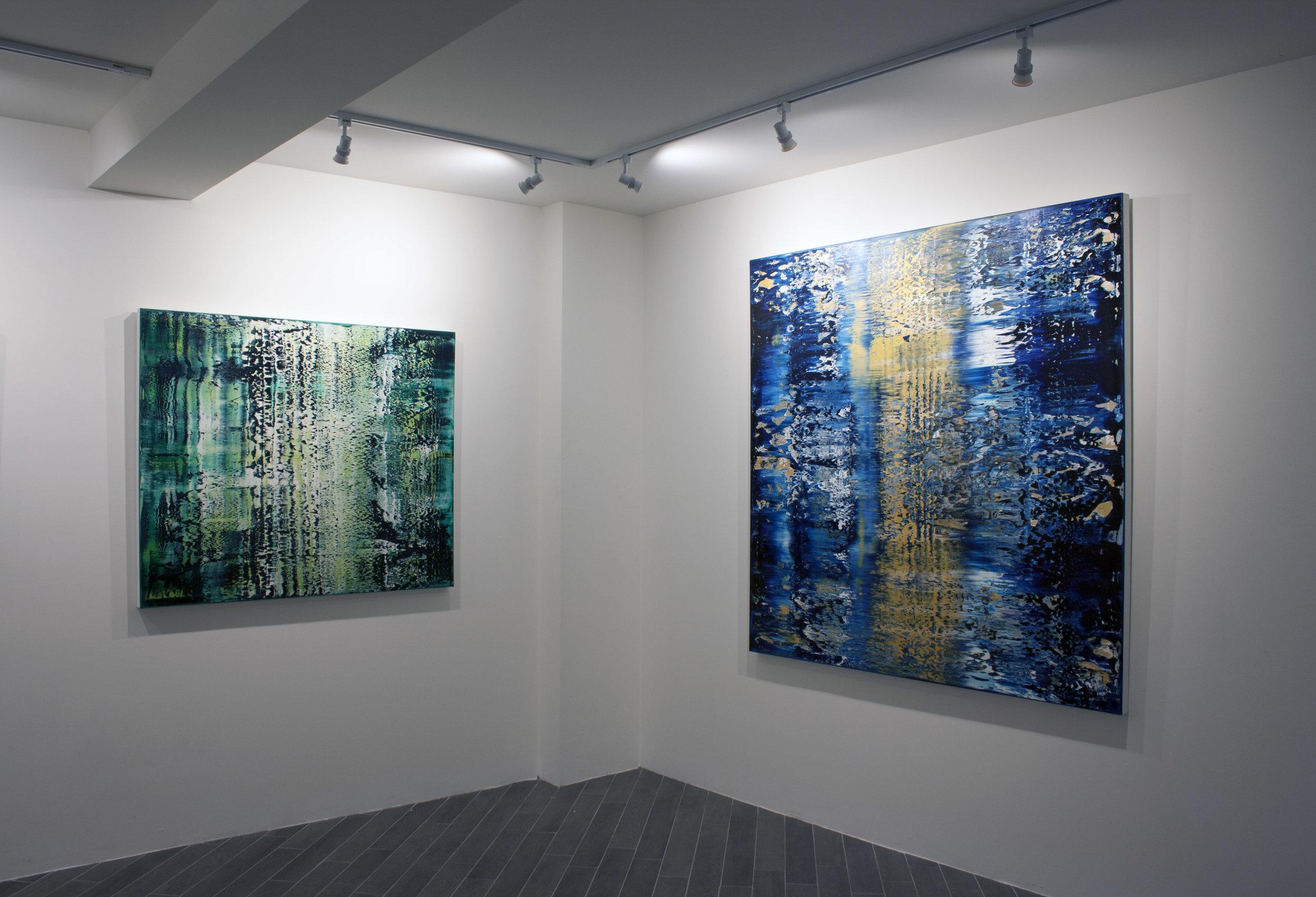 Fragments in Green - Sandbar - Sol Art Gallery - Web.jpg