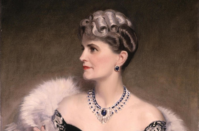 Marjorie Merriweather Post. From  Hillwood Museum