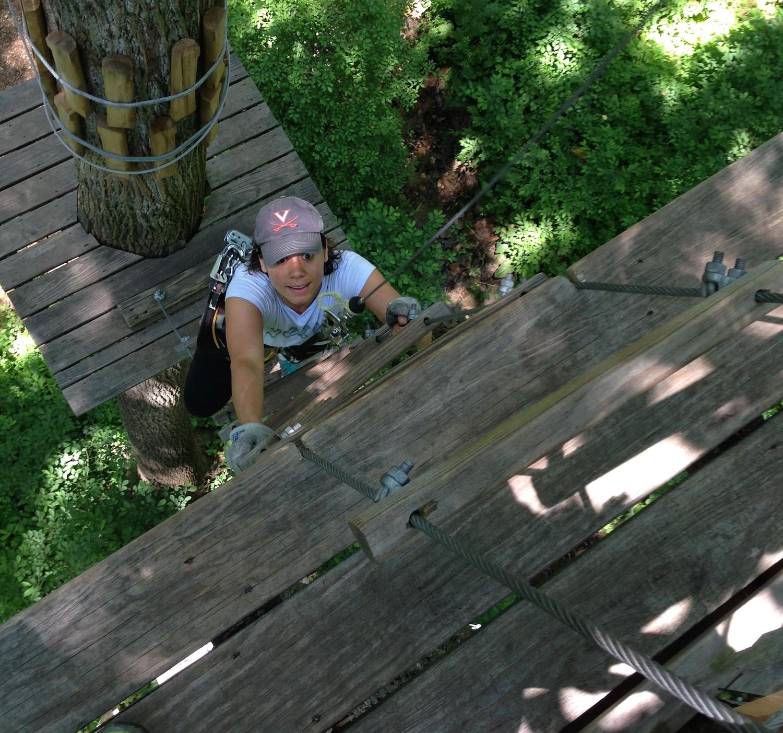 Ladders suck