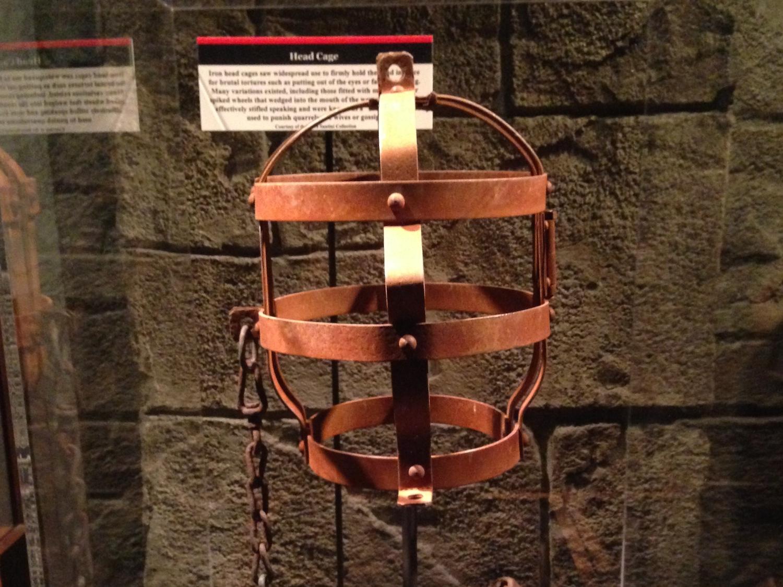 Medieval Punishment