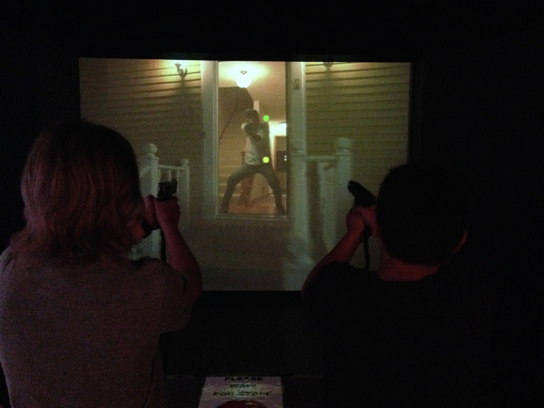 Shooting Simulation