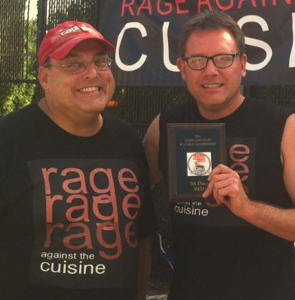 Joe and Thad, Rage Against the Cuisine.