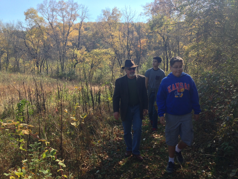 Trailwalk at Banshee Reeks Nature Preserve