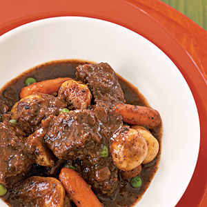 Classic Beef Stew from Real Simple
