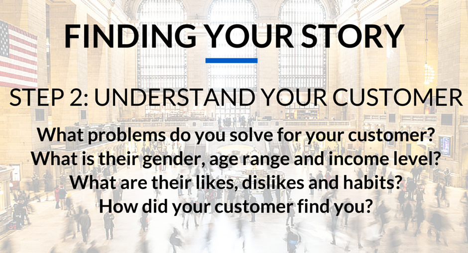 How to find the story of your business