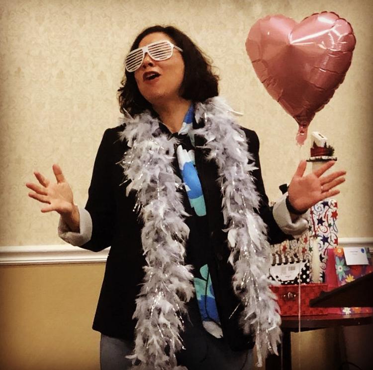 Fight to Win: My Closing Inspirational Speech at the Washington Romance Writers Retreat